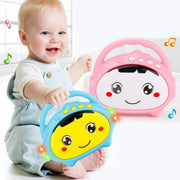 Cute Baby Colorful Plastic Mini Cartoon Radio- Early Learning Educational Toys - TonyToyss.com