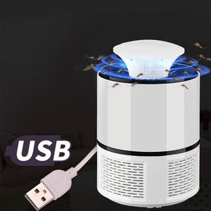 LED USB Anti Mosquito Electric Lamp-Mosquito Killer Lamp - TonyToyss.com
