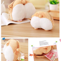 Novelty Corgi Butt Coin purse and Cross-body Bag - TonyToyss.com