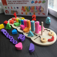 Montessori Board Educational Toy - TonyToyss.com