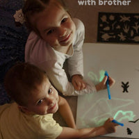 Draw With Light-Fun And Developing Toy - TonyToyss.com