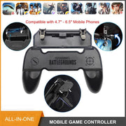 Mobile Gaming Controller Pad - TonyToyss.com