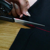New Professional Laser Guided Scissors - TonyToyss.com