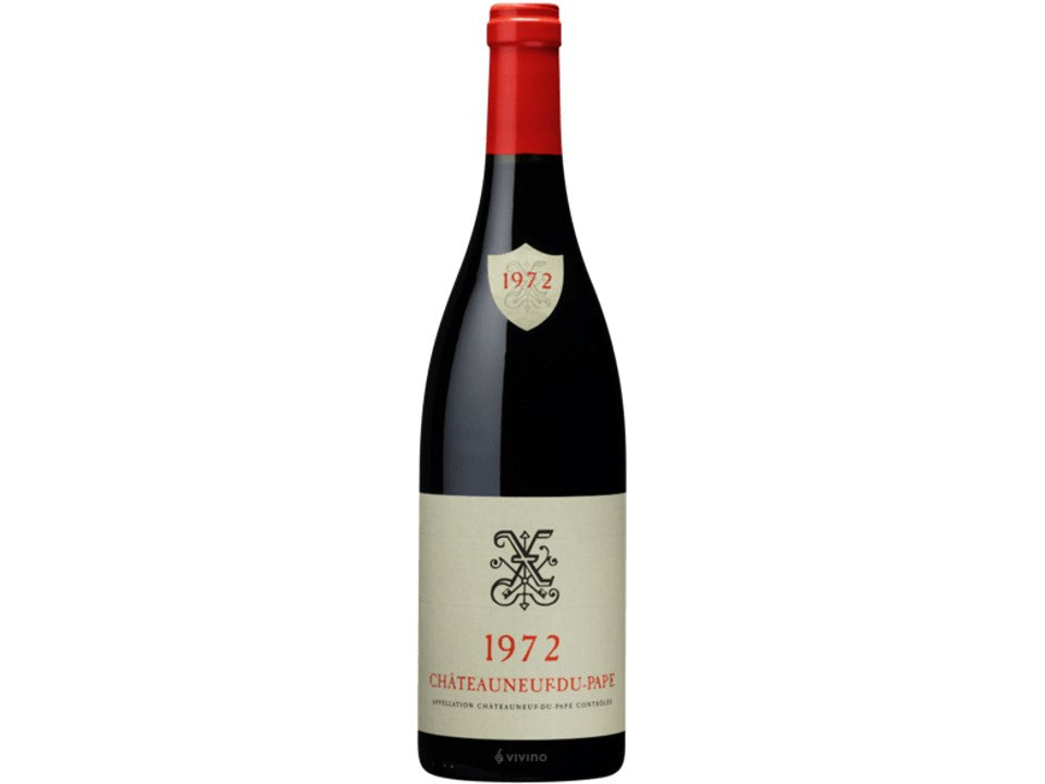Xavier - Chateauneuf du Pape 1972