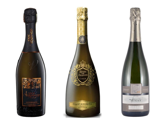 Top European Sparking Wines