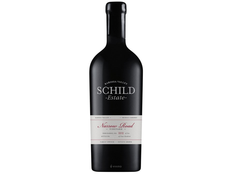 Schild Estate - Narrow Road Shiraz - Cabernet Sauvignon 2017