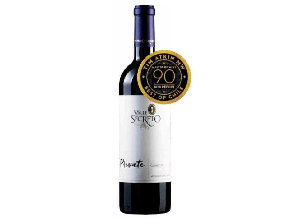 Valle Secreto - Carmenere Private 2017