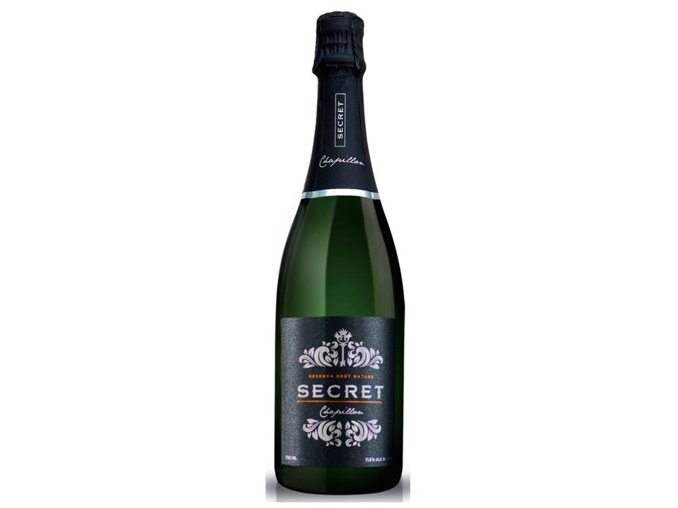 Chapillon - Secret Cava Brut Nature Reserve NV