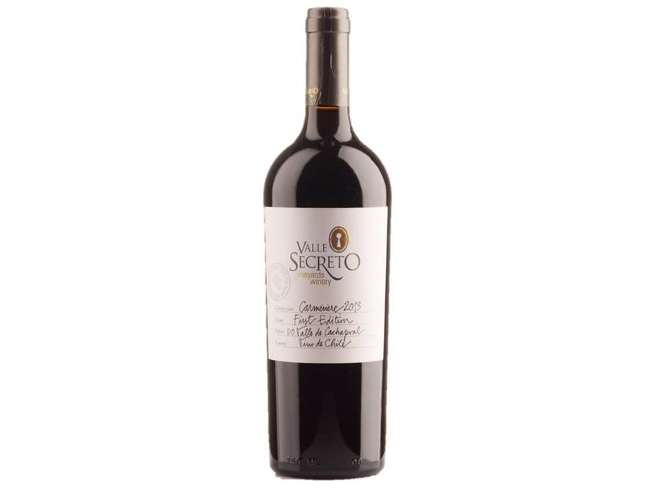 Valle Secreto - Carmenere First Edition 2017