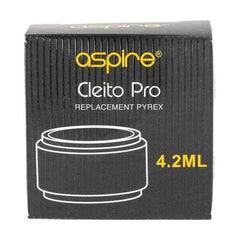 Aspire Cleito Pro Glass 4.2ml or 3ml