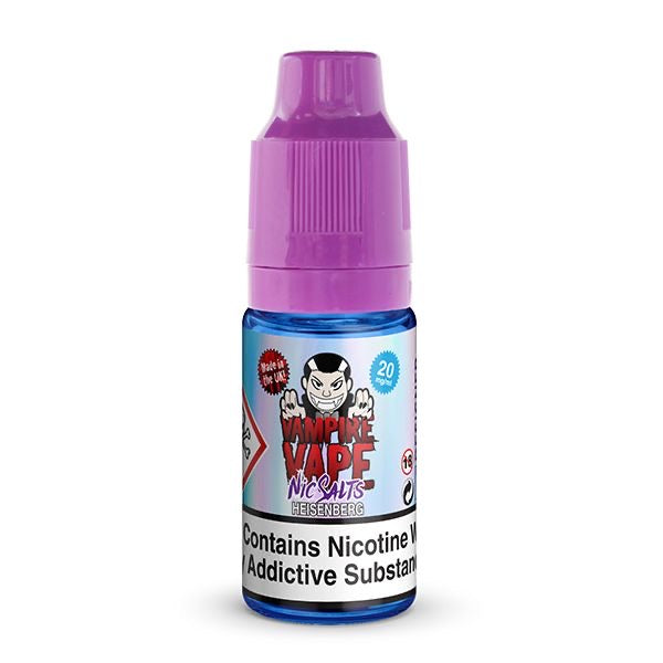 Vampire Vape Nic Salts 10ml