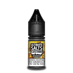 Ultimate Salts Custard 10ml