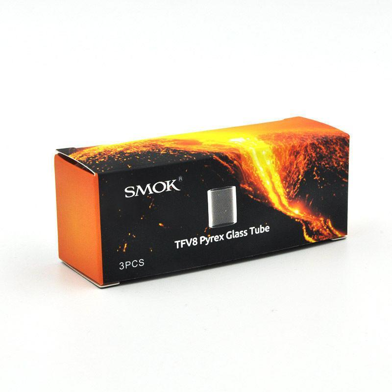 SMOK TFV8 Replacement Straight Glass Tube.