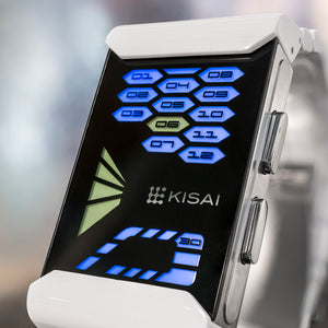 Console Acetate LED Watch