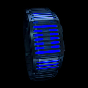 Neutron Motion Sensor LED Watch