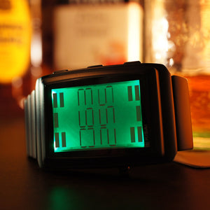 OTO Sound Sensitive LCD Watch