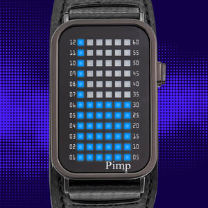 Pimp P2 Pusher LED Watch