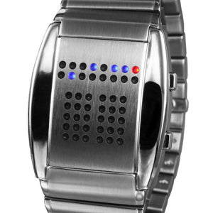 R75 Binary LED Watch