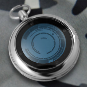 Rogue Touch LCD Pocket Watch