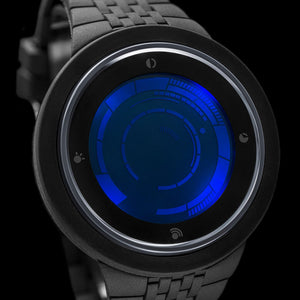 Rogue Touch Silicone LCD Watch