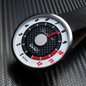 Speedometer One Hand Watch