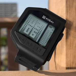 Intoxicated Silicone Breathalyzer Watch