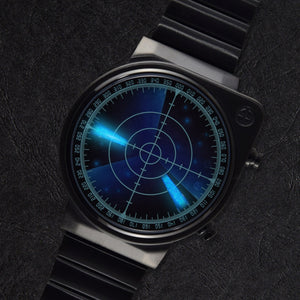 Radar LED Watch