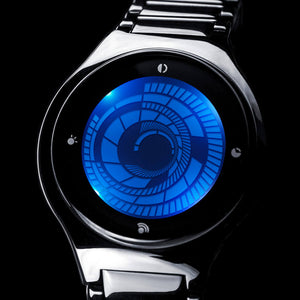 Vortex LCD Watch