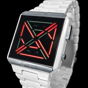 X Acetate LED Watch