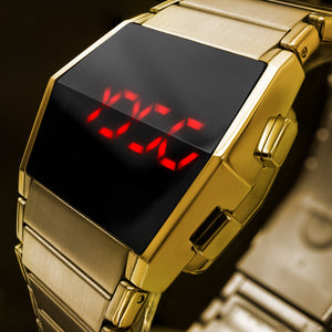 Xtal LED Watch