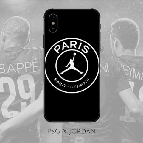 coque iphone 8 jordan psg