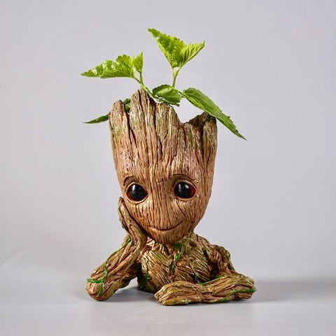 Pot décoratif Baby Groot