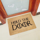 "Paillasson GAME OF THRONES ""HOLD THE DOOR"""