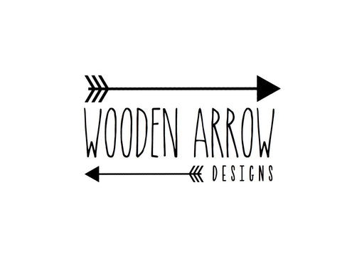 Wooden Arrow Designs