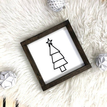Christmas Tree {asymmetrical}