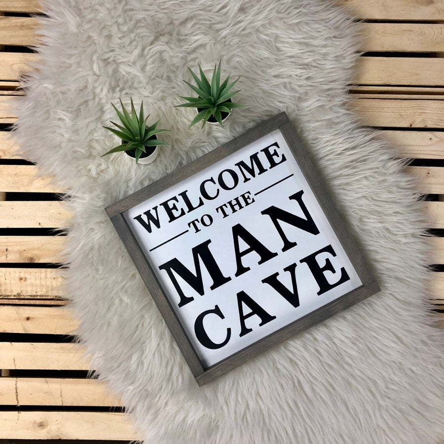 Welcome to the Man Cave