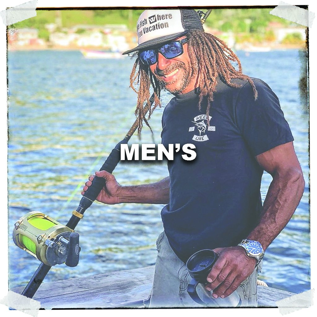 Weedline Fishing Apparel: Men's Fishing Apparel