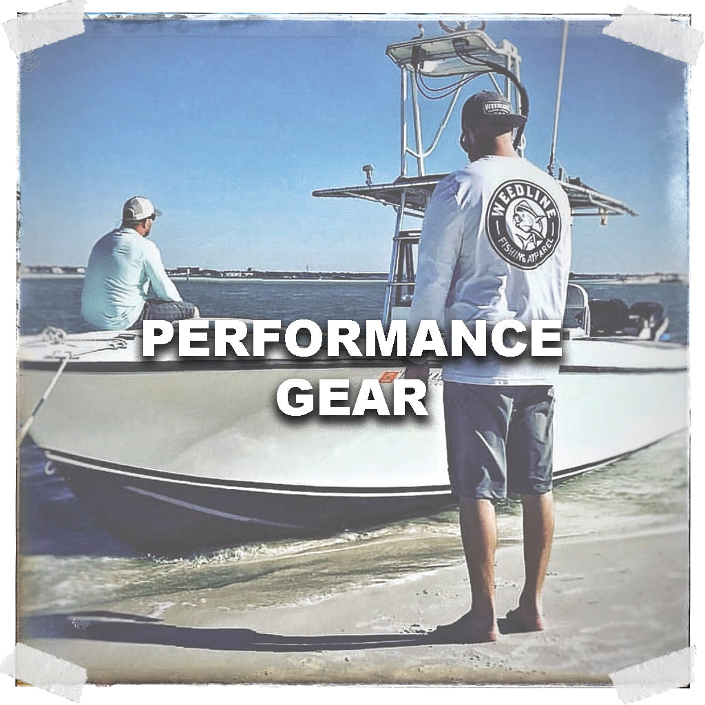 Perormance Fishing Apparel