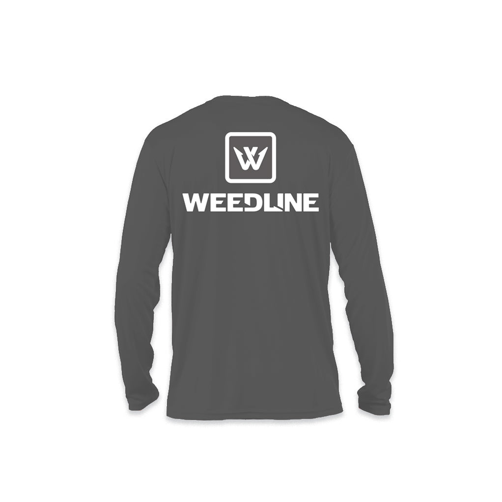 "Weedline ""Logo"" Performance Long Sleeve"