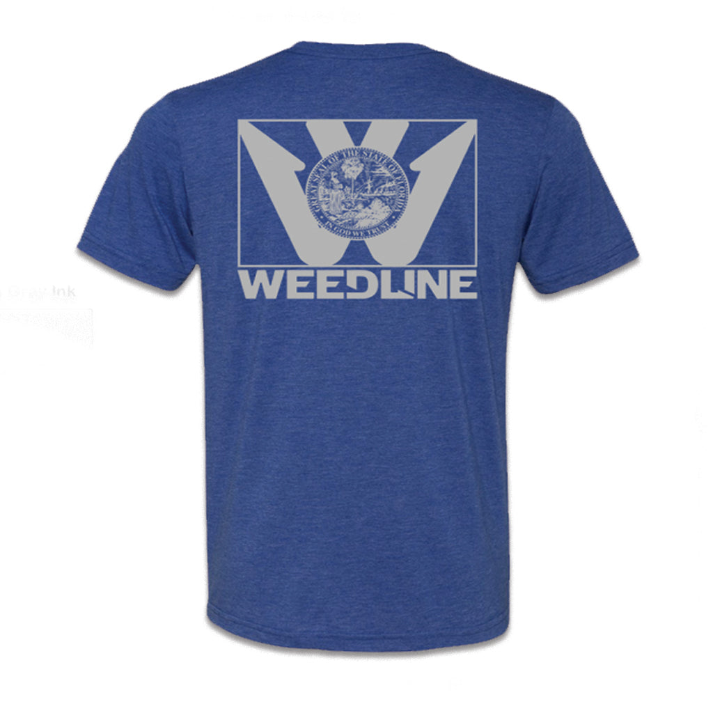 "Weedline ""Florweeda"" Royal Blue Tri-Blend"