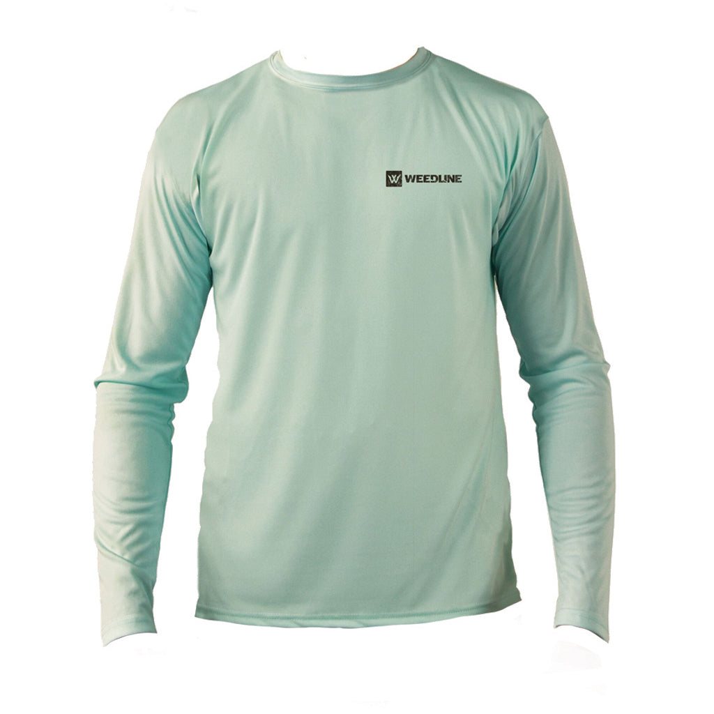 Weedline Performance UVA UVB Fishing Long Sleeve Shirt