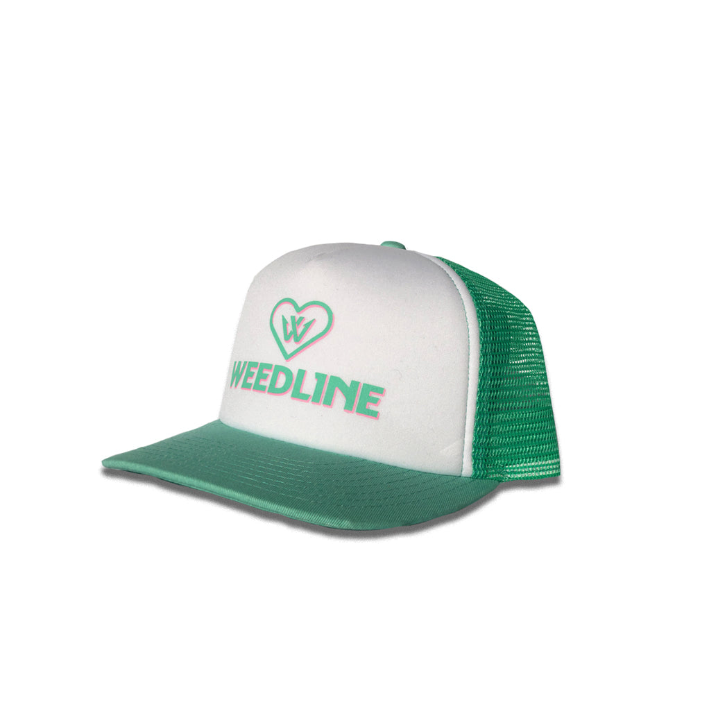 "Ladies ""Logo"" Hat (Seafoam)"