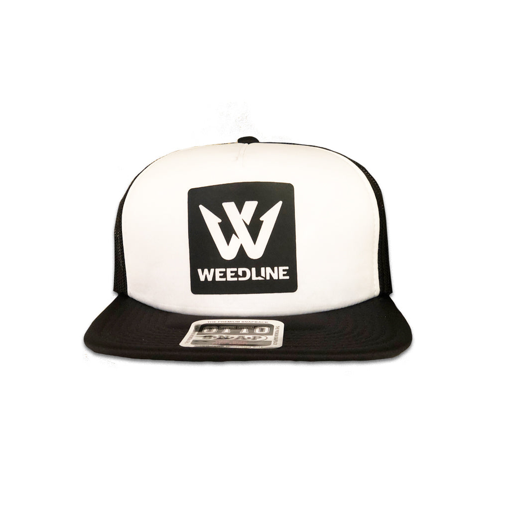 Weedline Fishing Apparel: Poly Foam Trucker Hat