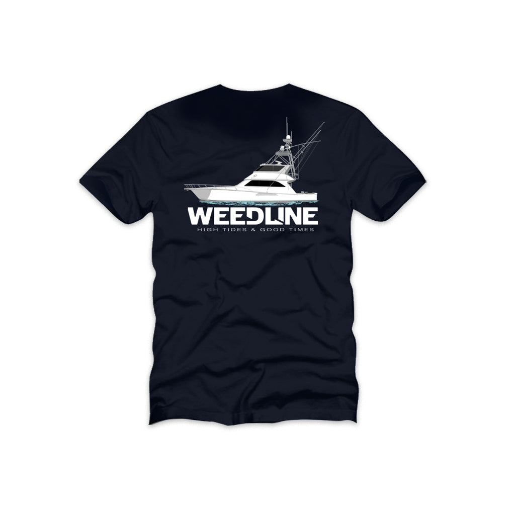 Weedline Fishing Apparel, Fishing Charter T-Shirt