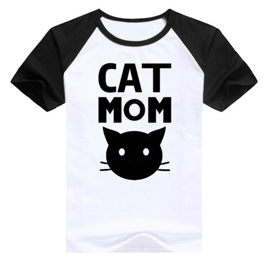 CAT MOM t shirt-wearable-01-S-Pet Kisses