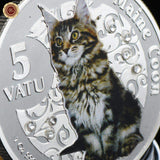 Commemorative Cat Coin-keepsake-Pet Kisses