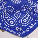 Dog Scarf Collar Adjustable Bandana-collar-Blue-S-Pet Kisses