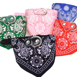Dog Scarf Collar Adjustable Bandana-collar-Pet Kisses