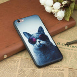 Phone Cover Case For iPhone-phone-Pet Kisses