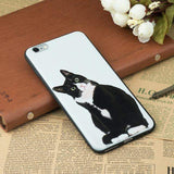 Phone Cover Case For iPhone-phone-12-For iPhone 5 5S SE-Pet Kisses
